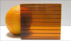 Цвет поликарбонат апельсин